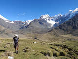 Cedros Alpamayo Trekking en 10d/9n Trekking Cedros Alpamayo