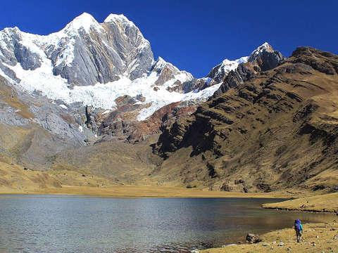 Huayhuash Trekking 10 Días