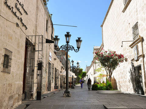 Arequipa Ciudad + Full Day Valle del Colca