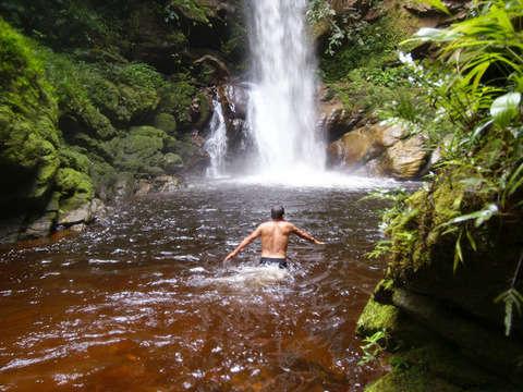 Tour Catarata de Ahuashiyacu