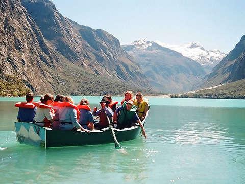 Tours a la Laguna de Llanganuco Huaraz