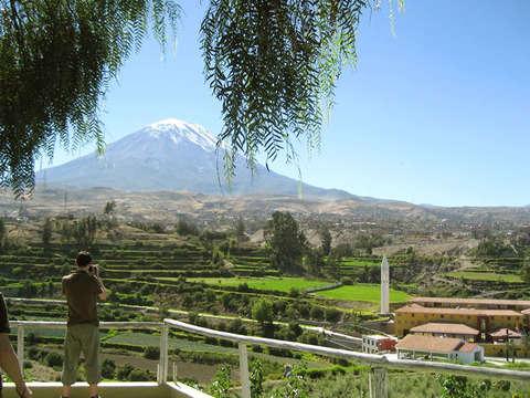 Tour por la Campiña Arequipeña en Bus Panorámico