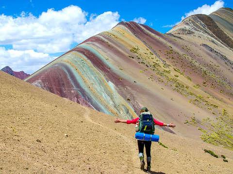 Cusco - Visita la Montaña de 7 Colores