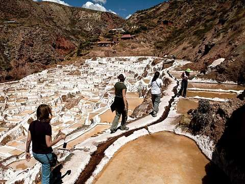 Cusco - Maras, Moray y Valle Sagrado