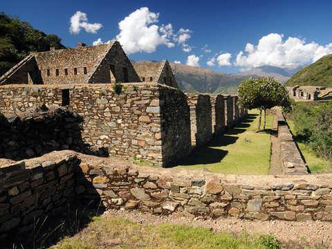 """4d/3n Choquequirao: """"Cuna de Oro"""" de los Incas."""
