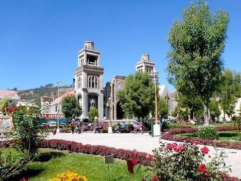 4d/3n Huaraz Completo