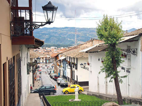 Full Day Cajamarca (Solo Peruanos)