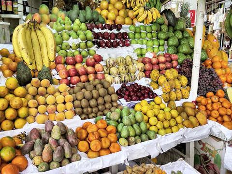 Frutas Peruanas + Degustación de Helados