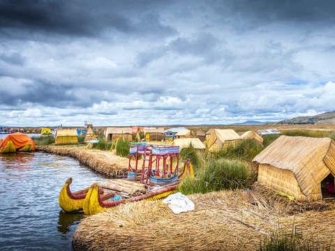 Isla Uros Taquile Cultural Dia Completo