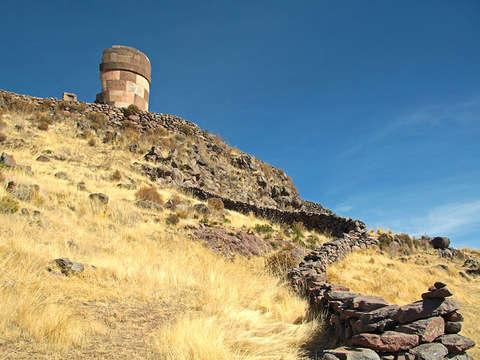 Ruinas de Sillustani Medio Dia