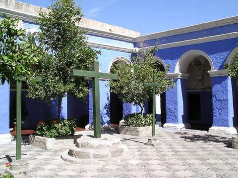 City Tour Peatonal Monasterio de Santa Catalina