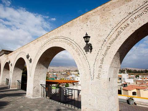2d/1n Fiestas Patrias - Arequipa