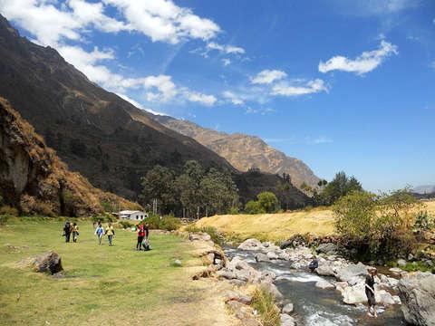 2d/1n Fiestas Patrias - Canta–Obrajillo –Cordillera la Viuda
