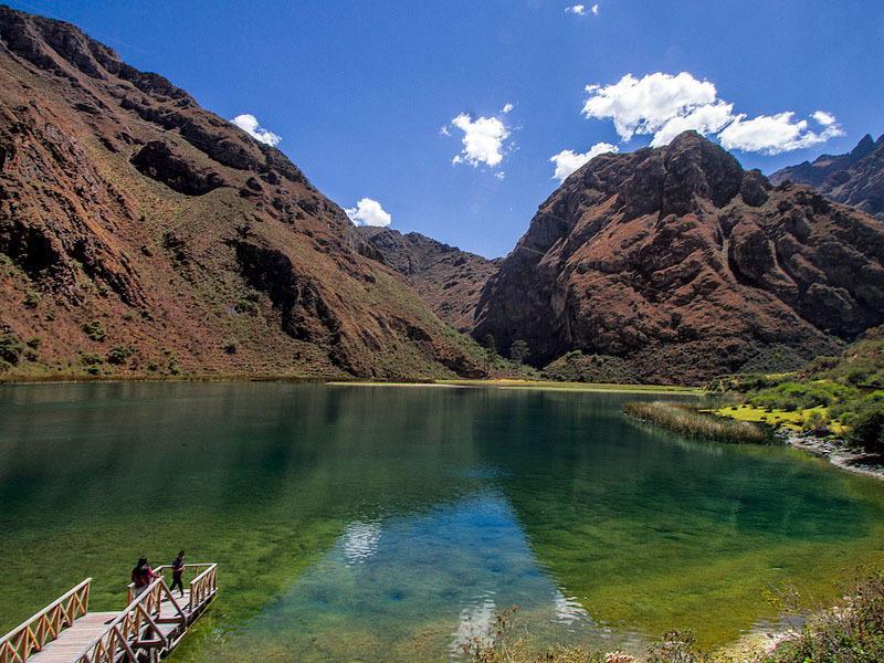 Circuito Turistico Ayacucho : Tours a circuito turístico reserva paisajística nor yauyos