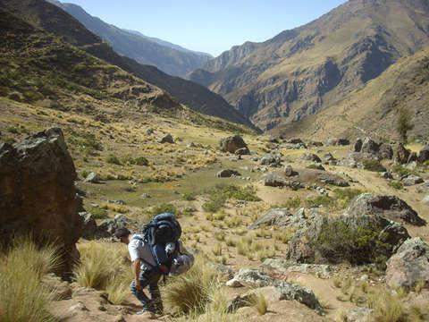 Fiestas Patrias - Trekking a la Laguna Rapagna