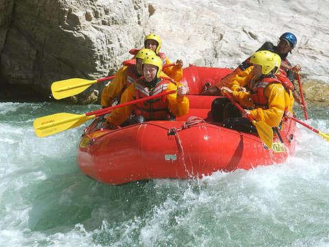 River Rafting Cusco (Full Day)