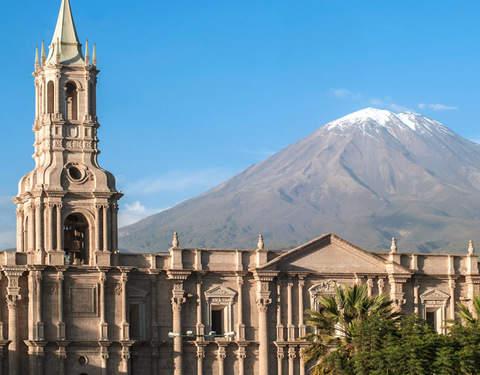 3d/2n en Hotel Casa Andina de Arequipa
