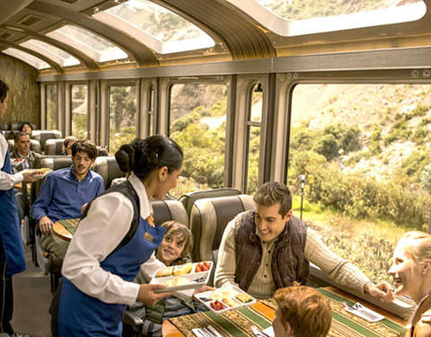3d/2n Cusco en Hotel 3 Estrellas / Tren Expedition