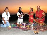 Foto de Pachacamac Ritual Andino