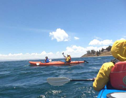2d/1n Kayak hasta la Isla de los Uros y Descubre Amantani