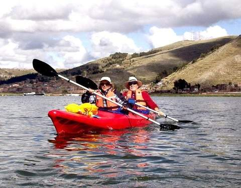 Kayak to Uros Island + Discover Taquile