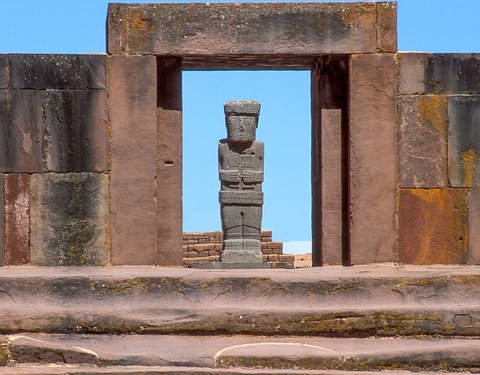 Learn About Tiahuanaco Culture
