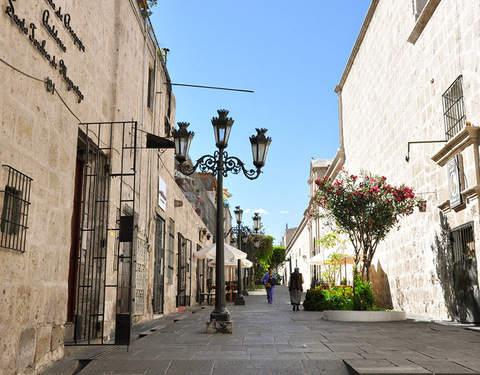 4d/3n en la Ciudad Blanca - Arequipa