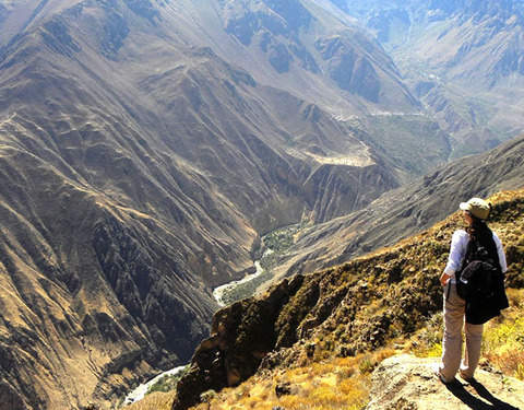 2d / 1n Adventure in the Colca + Food