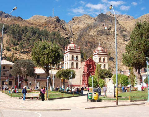 Huancavelica Colonial Ecological (City Tour)