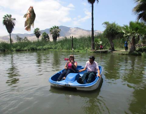Aventuras en Aucallama (Desde Huaral)