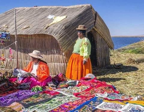 2d/1n Puno: Uros y Taquile