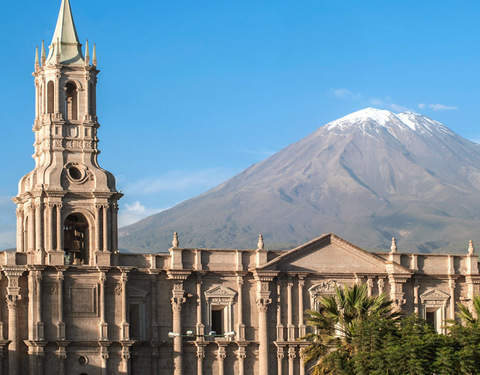 4d/3n Arequipa y Colca + Hotel Casa Andina