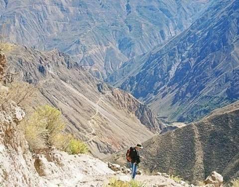 2d/1n Trekking Camino Al Cañón (Habitación Básica)