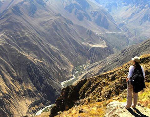 2d/1n Trekking Camino Al Cañón (Habitación Privada)