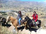 Foto de Paseo a Caballo en el Colca - Yanque