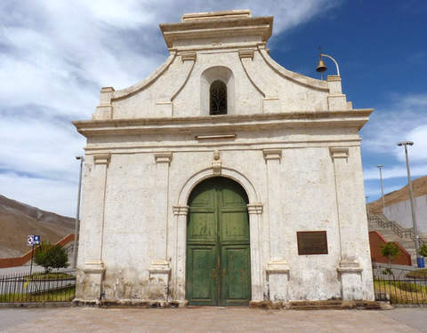 Tour to the Sanctuary of the Virgin of Chapi