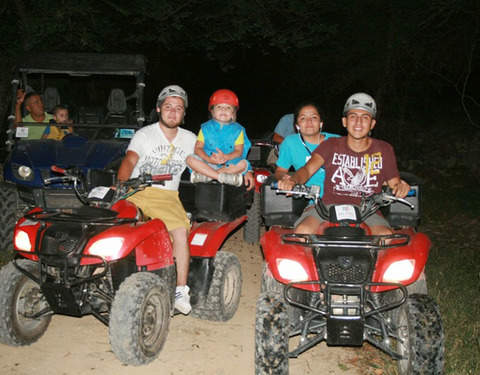 Adventure in Lunahuana - Minitour Nocturno in ATVs