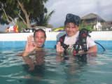 Foto de Buceo para Niños en Piscina