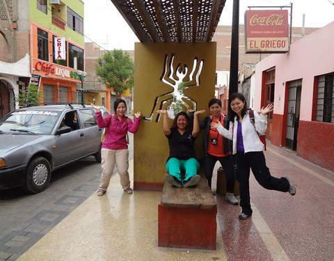 Nasca, Paracas desde Lima en Transporte Turistico Público
