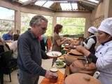 Almuerzo Buffet en la Casa del Pescador - Luquina Chico en Lago Titicaca Encantador