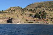 Restaurant La Casa del Pescador - Luquina Chico en Lago Titicaca Encantador