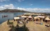 Foto de Visita la Isla Flotante de los Uros y la Isla Taquile