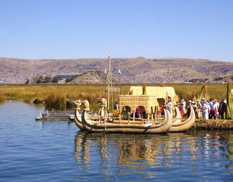 Lago Titicaca Encantador