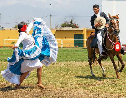 3d/2n Trujillo: Chan Chan y Show de Caballos de Paso