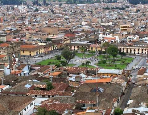 6d/5n Cajamarca + Hotel 3*