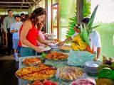 Alimentación tipo buffet en Iquitos 4 Días / 3 Noches Asombrosa Amazonía