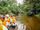 Paseo en bote en Iquitos 4 Días / 3 Noches Asombrosa Amazonía