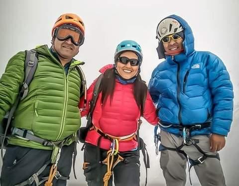 2d/1n Trekking Al Nevado Mateo a 5000 M.S.N.M.