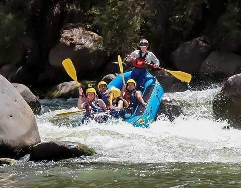 Canoeing Rio Chili - Arequipa - Half Day