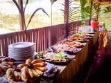 Almuerzo en el lodge en Amazonas Exótica - 3d/2n